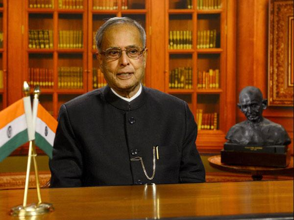 Can't comprehend intolerant India says Pranab Mukherjee