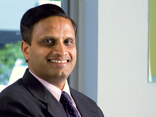 Who is U B Pravin Rao? The interim MD and CEO