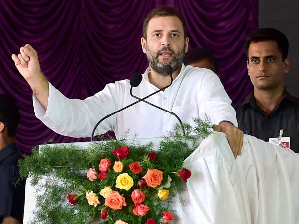 Rahul Gandhi welcomes right to privacy verdict, calls it major blow to fascist forces