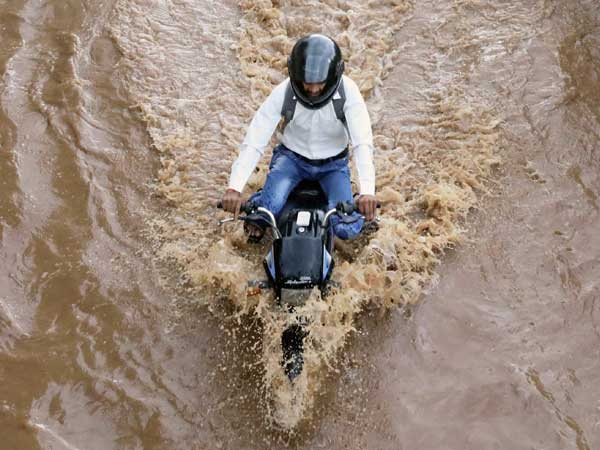Heavy rains lash Chandigarh, Mohali
