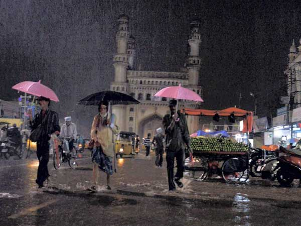 Weather: August 19 forecast, More rains on cards for Hyderabad
