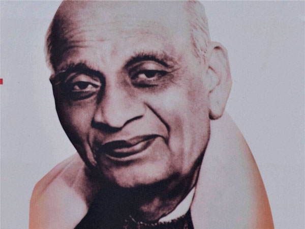 Sardar Vallabhbhai Patel- The iron man of India