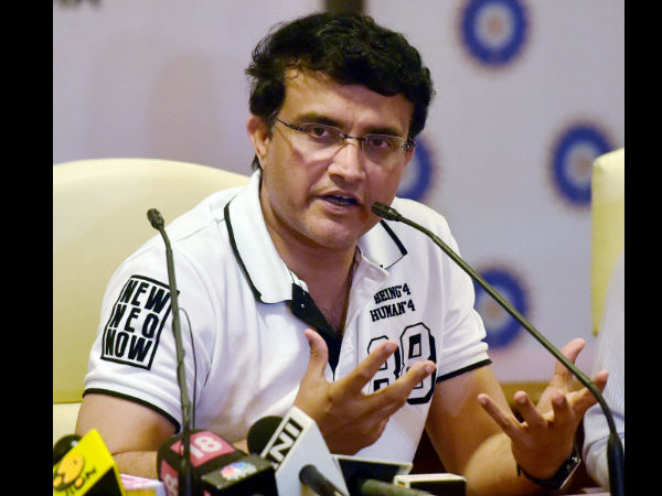 Sourav Ganguly advocates pay hike for domestic players in BCCI meet