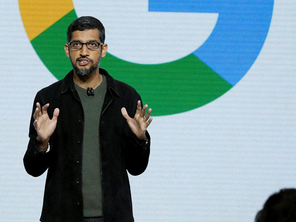 Sunder Pichai & Friedman to receive 2019 Global Leadership Award