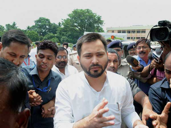 Tejashwi Yadav and others found guilty of contempt of court