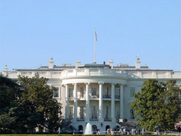 White House. PTI file photo
