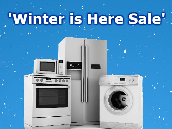 Image result for Amazon Offer on Winter Appliances