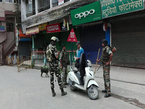 Low-intensity blast in Darjeeling, no casualty