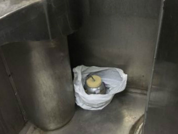 Low intensity bomb found in Akal Takht Express; deactivated successfully
