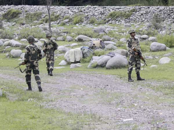 Two terrorists killed by security forces in Pulwama, encounter underway