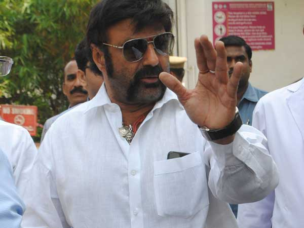 Caught on Cam: Balayya distributing money to voters