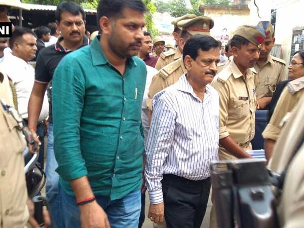 UP Police confirmed arrest of BRD Medical College principal and his wife