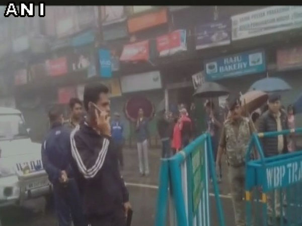IED blast rocks Darjeeling; GJM chief, two aides held