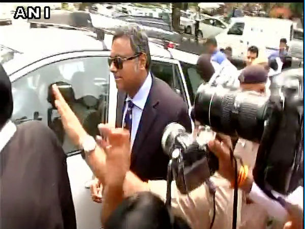 As directed by SC, Karti Chidambaram appears before CBI