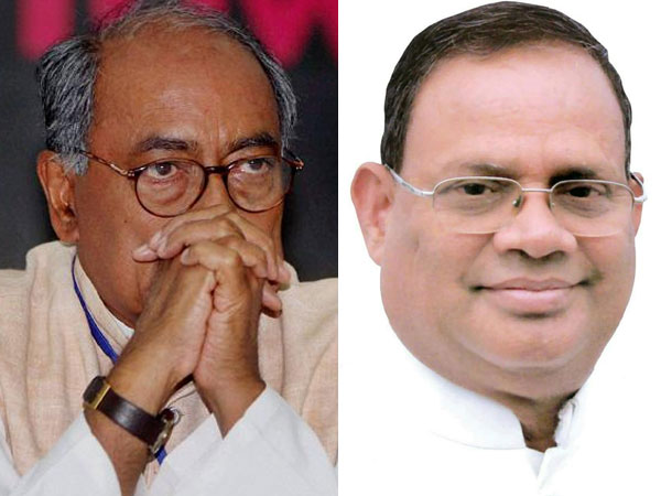 Digvijaya Singh shunted out, RC Khuntia is now Telangana Congress in charge