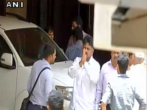 Income Tax Department raids DK Shivakumar's residence, Eagleton Resort in Bengaluru