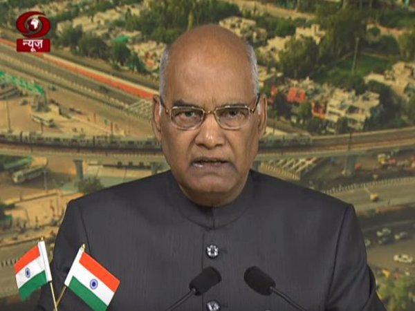 India must be compassionate and egalitarian: President Ram Nath Kovind