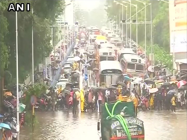 Mumbai floods: News of 60 kids dying in a UP hosp washed away: Uddhav