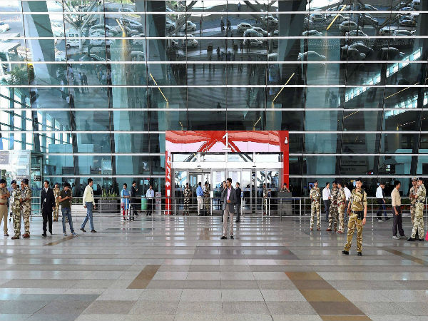 IGI airport to get new integrated terminal