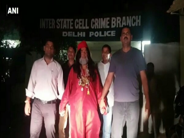 Swami Om arrested by Delhi police on theft charges