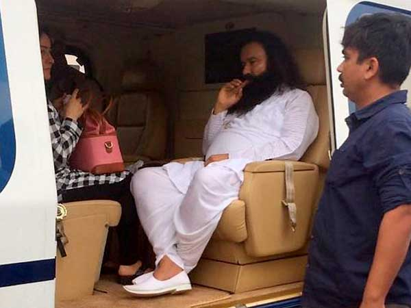 Ram Rahim owns 55 acres near Hyderabad too