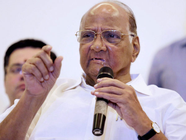 Terribly afraid over what PM Modi will do next: Sharad Pawar
