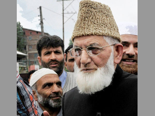NIA custody of 4 Kashmiri separatists, including son-in-law of Geelani, extended