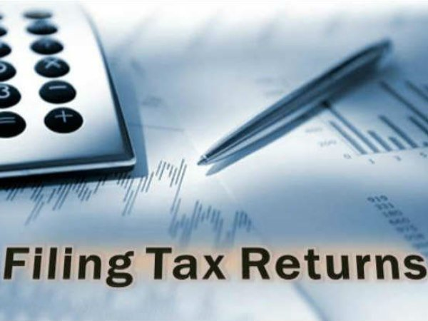 Income Tax Return Filings Grew 25%, Government Says