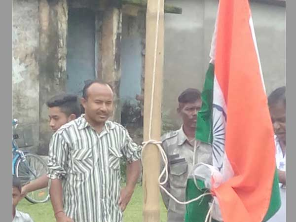 North Bengal witnesses an independence day with a difference