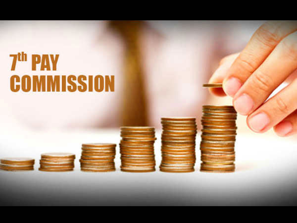 7th Pay Commission report before DoE