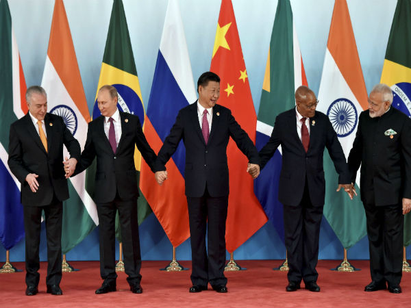 Ahead of BRICS summit coinciding with Mandela centenary, why is Gandhi's India missing?