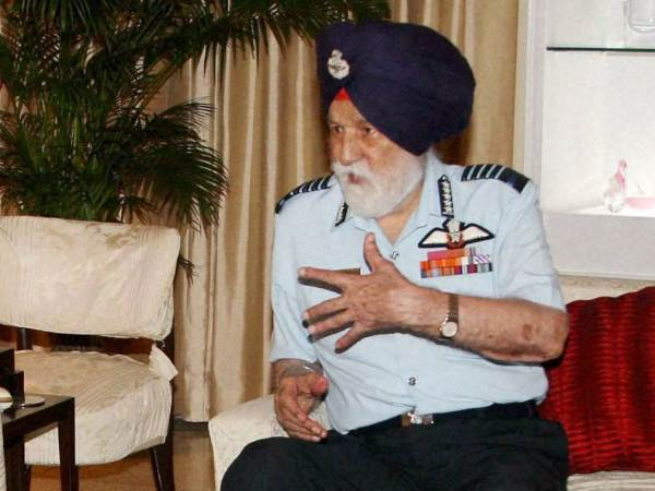 India will never forget Arjan Singh's leadership in 1965 war: Modi