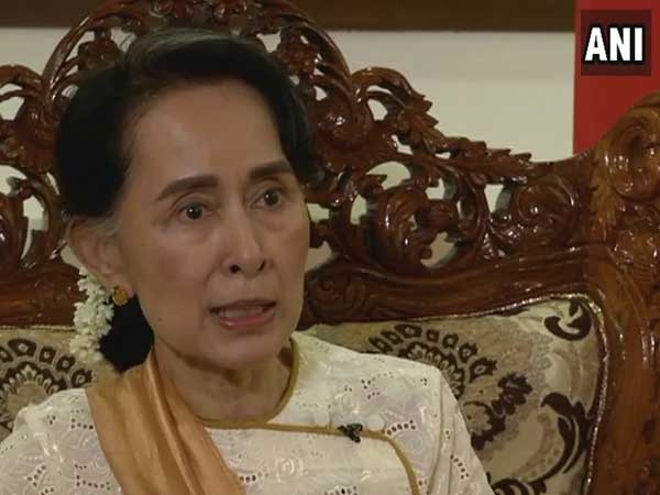 Doing our best to help all those in distress, says Aung San Suu Kyi