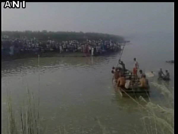 File photo of Bhagpat boat capsize