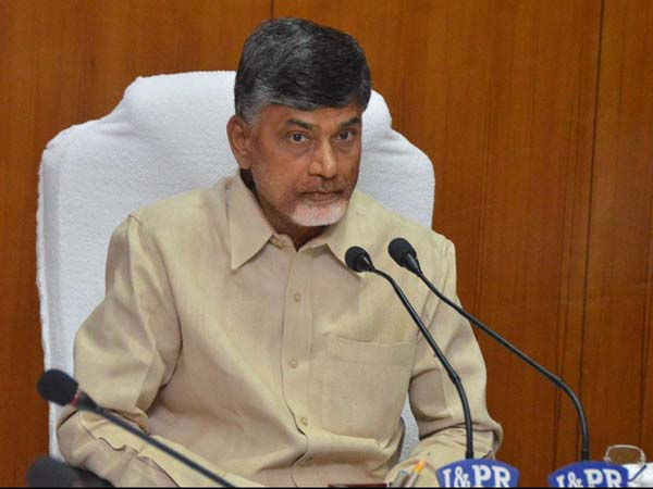 Andhra Pradesh CM Chandrababu Naidu. PTI file photo