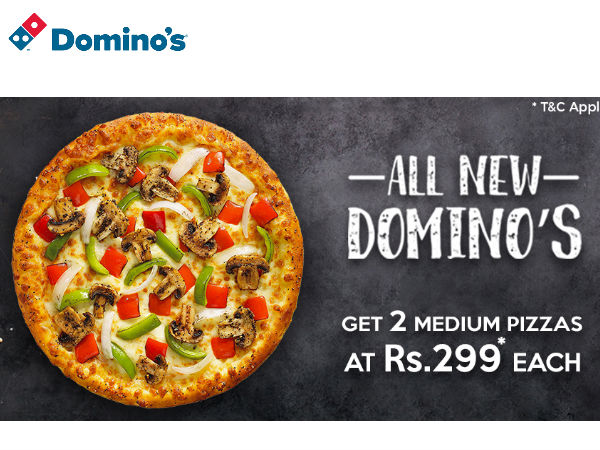 Have You Tried The 'PIZZA BURGER' from DOMINO'S? If Not Try Now at Just Rs.89 Limited Period Offer*