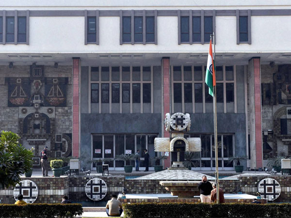 A view of Delhi High Court building in New Delhi. PTI file photo