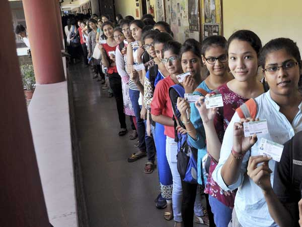 DUSU polls record 43 per cent voter turnout, counting today