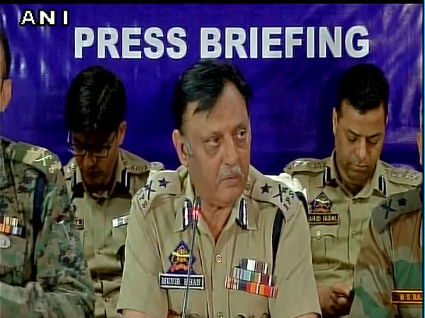Militant leadership needs to be eliminated; they misguide children: IGP Kashmir on Abu Ismail