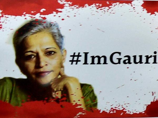 Gauri Lankesh murder: Killers had followed her for a month