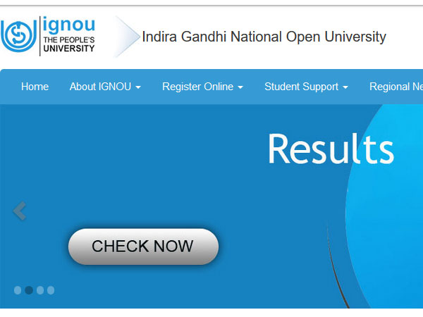 IGNOU Results: Website slow, know how to download results, hall tickets from ignou.ac.in