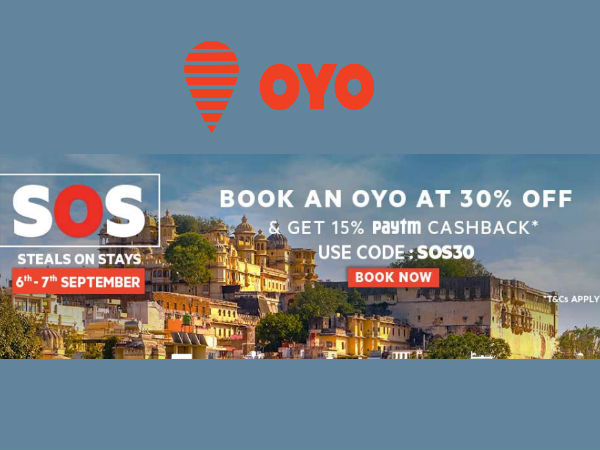 12 HOURS LEFT: Book Oyo Rooms Starting From Rs.499 Onwards Only* (Pay at Checkout)