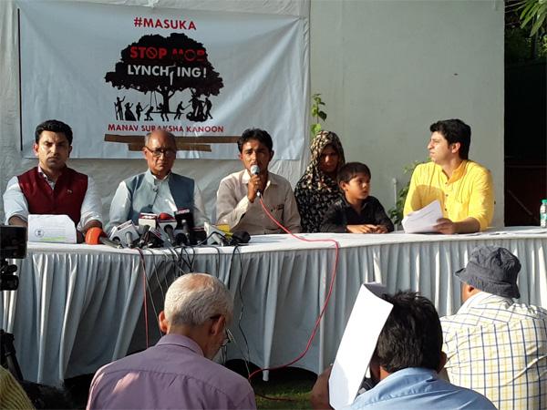 Did Pehlu Khan lynch himself? His son begs to differ