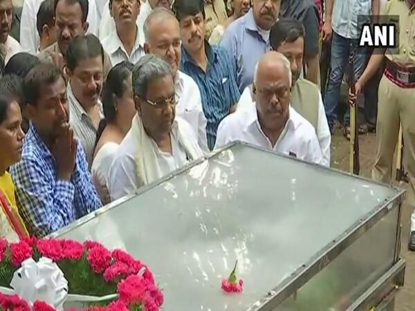 State funeral for journalist Gauri Lankesh