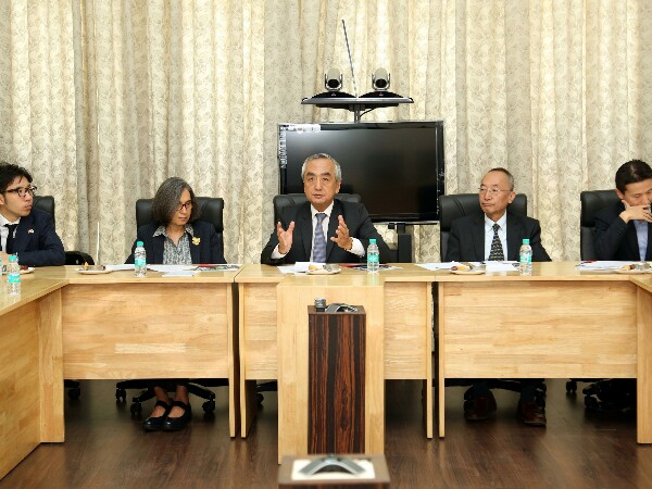 Kenji Hiramatsu, Ambassador of Japan to India, talks about the need for more people-to-people programmes between India and Japan.
