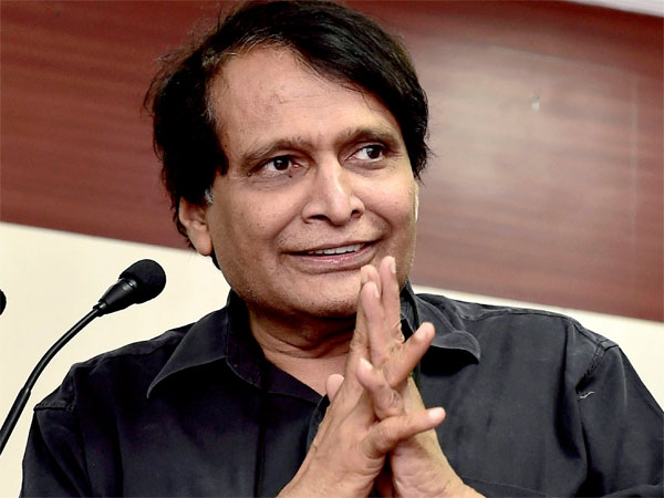 Union minister Suresh Prabhu. PTI file photo
