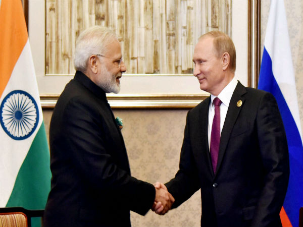 Modi meets Putin vow to boost cooperation in oil,natural gas sector