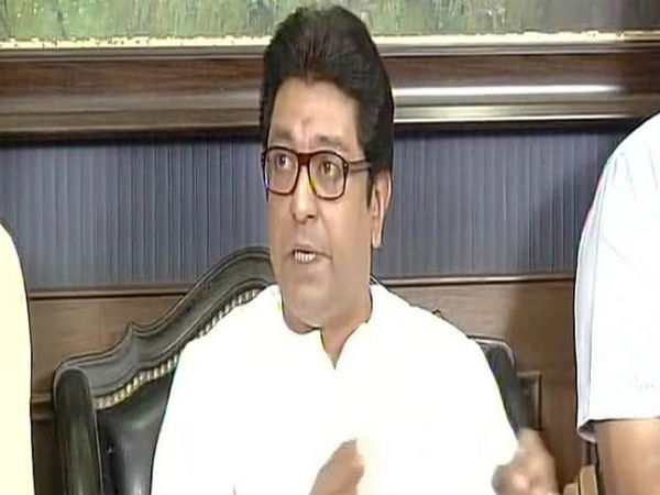 Mumbai stampede: Won't allow Bullet Train in Mumbai, says Raj Thackeray
