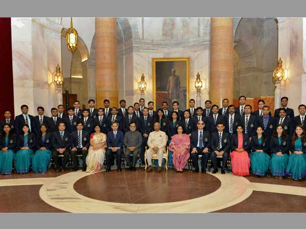 Tax collection should be smooth, says President Kovind