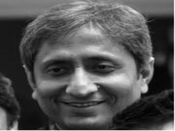 Senior NDTV journalist Ravish Kumar